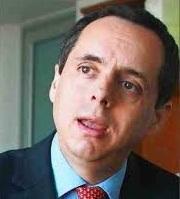 El director de la Unidad, Javier Cruz Tamburrino.