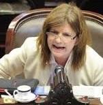 La ministra Patricia Bullrich los presentó en el Congreso.