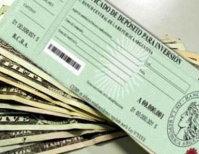Certificados de depósito para inversión.