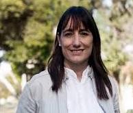 Romina del Pla, autora del proyecto.