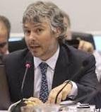 Mariano Federici, presidente de la UIF.