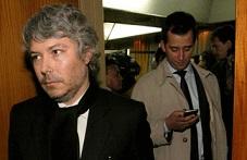 Mariano Federici, presidente de la UIF, en el veredicto.