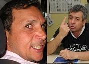 Luis Medina y Delfín Zacarías, protagonistas de ambas causas.