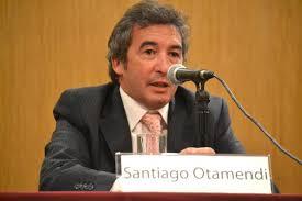 Santiago Otamendi es el actual presidente del GAFI.