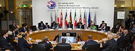 Reunión de los directivos en Sendai, Japón.