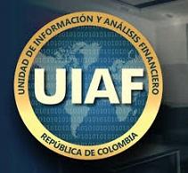 La UIAF es el organismo antilavado colombiano.